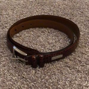 Ralph Lauren Polo Belt